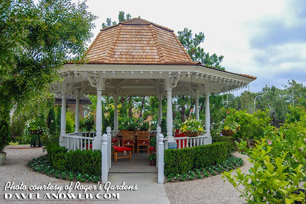 Davelandblog: The Magnolia Park Bandstand