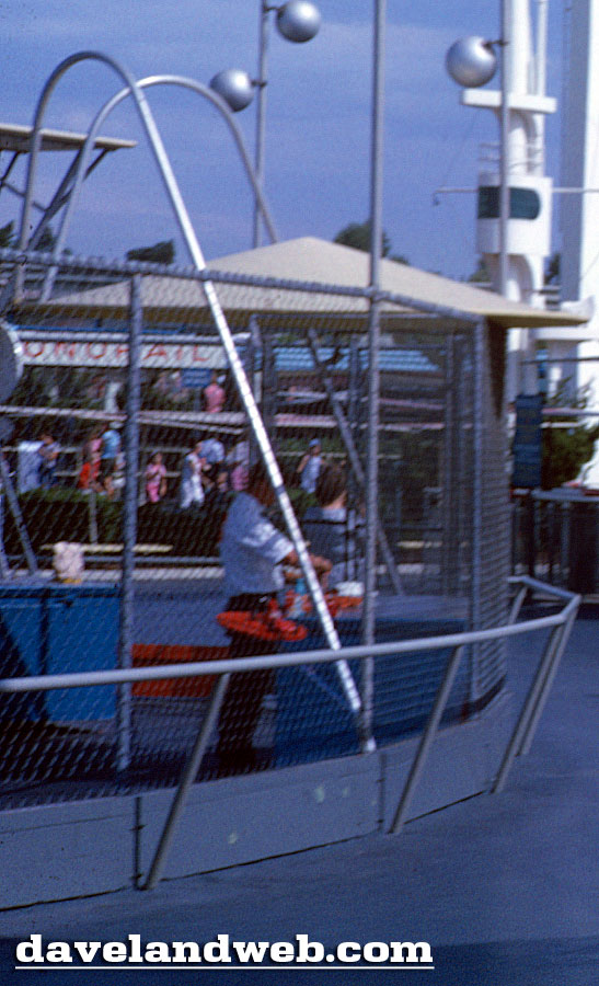 Disneyland Flight Circle photo
