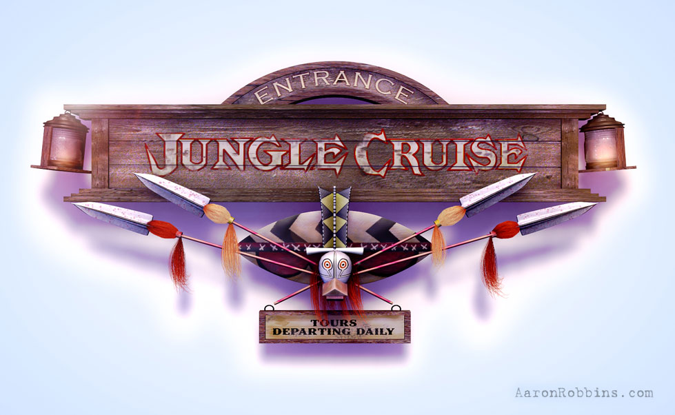 Davelandblog Sailing Through Sundays On The Jungle Cruise Jc 3d Wallpapers Studio Tour