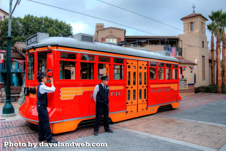 Trolley Car: Davelandblog: Trip Report Pt. 5: The Red Car Trolley