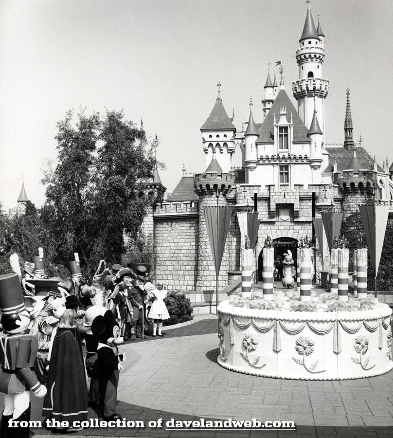 Davelandblog Disneyland Diary 1965
