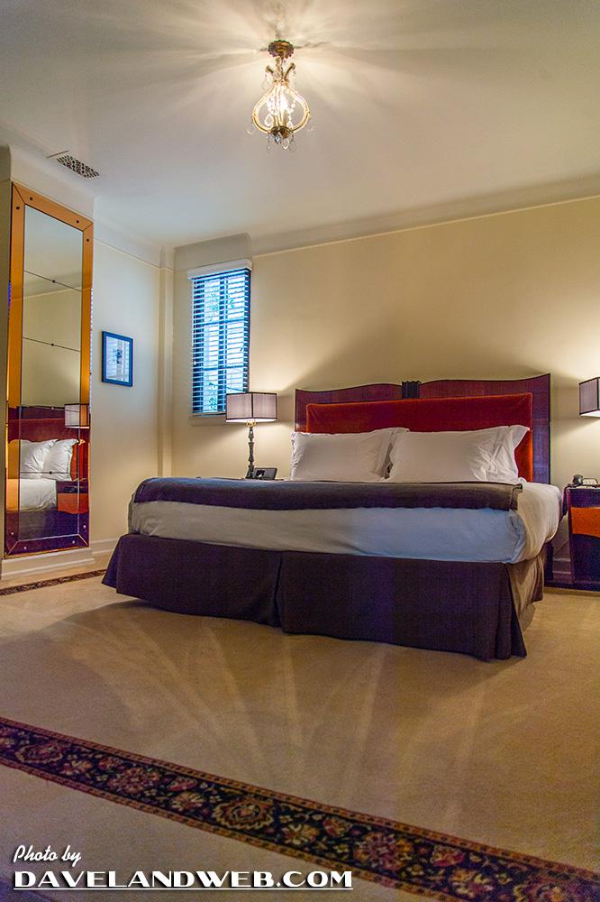 Daveland Chateau Marmont Room Photos