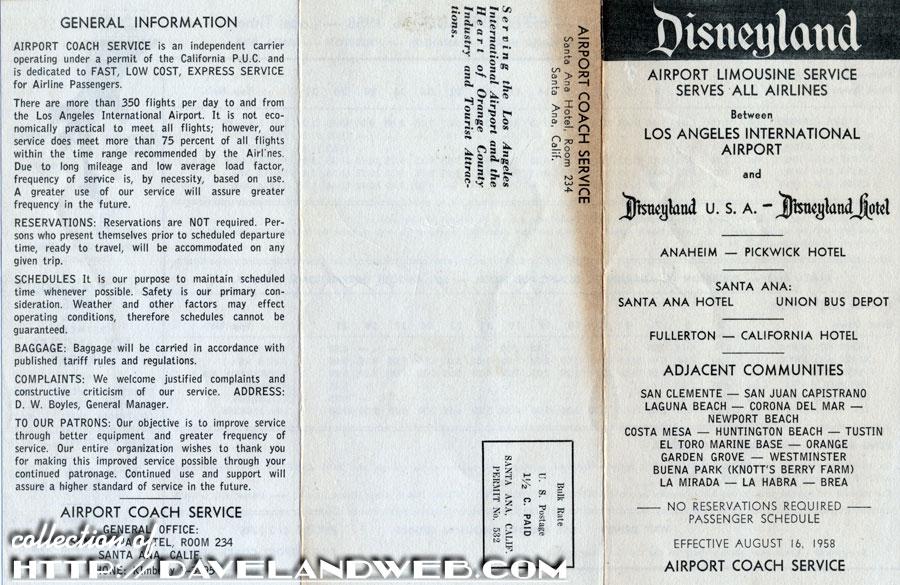 6a496d96d8 Davelandblog  Let s Go To Disneyland 1959