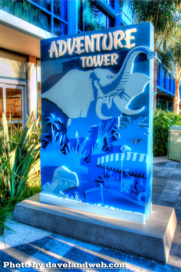 Back To The Disneyland Hotel Now It Was Time Relax In Room Located Adventure Tower