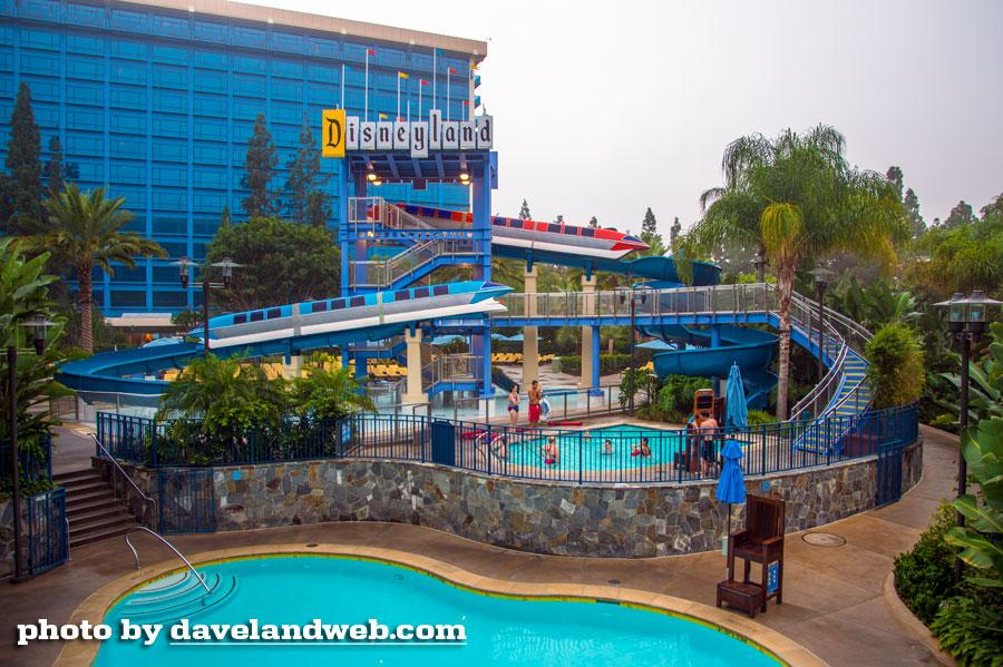 Davelandblog Trip Report Pt 1 The Disneyland Hotel