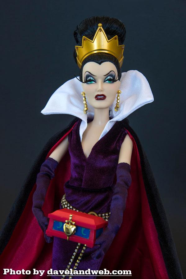 Daveland Disney Doll Photo Page 2Disney Evil Queen Art