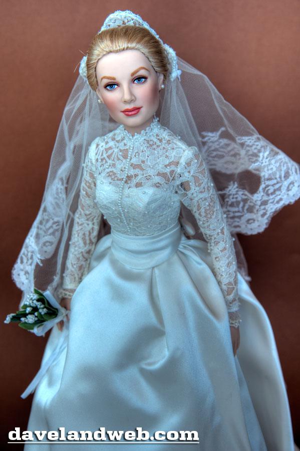 Daveland Grace Kelly Doll Photo Page