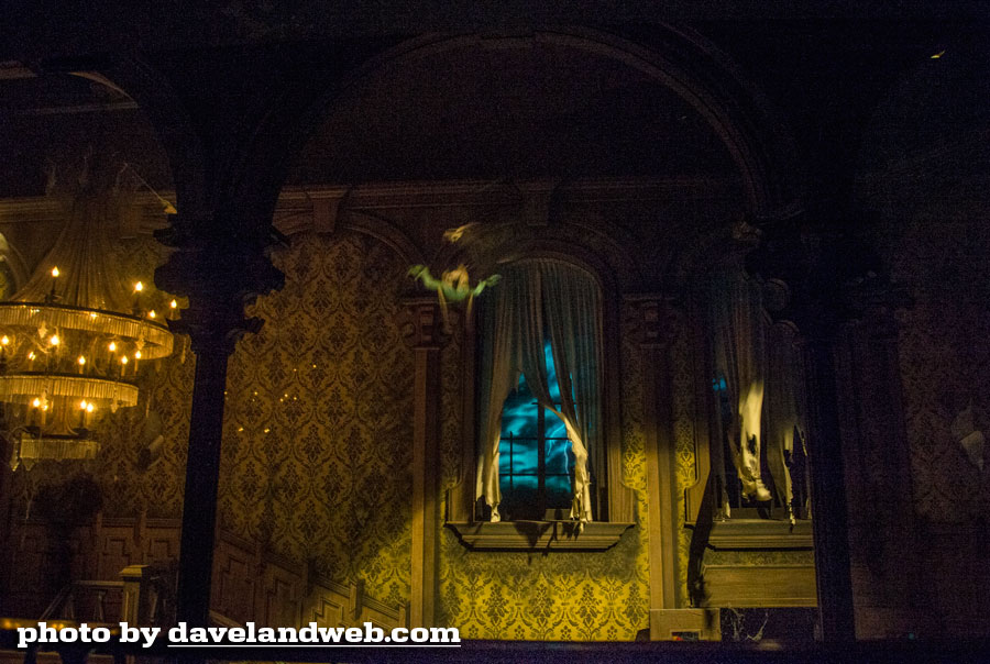 The Haunted Mansion  Magic Kingdom Attractions  Walt