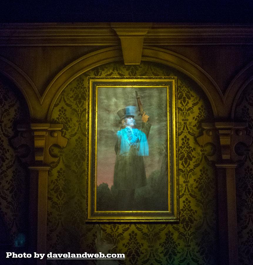 Davelandblog Meet Me At Disneyland Pt 5 The Haunted Mansion