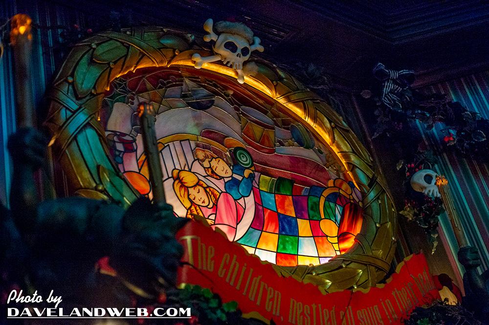 Davelandblog: Mickey's Halloween Party: Haunted Mansion