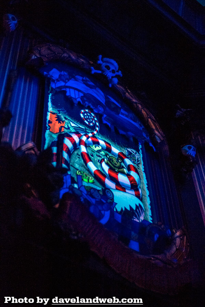 Davelandblog Mickey S Halloween Party Haunted Mansion