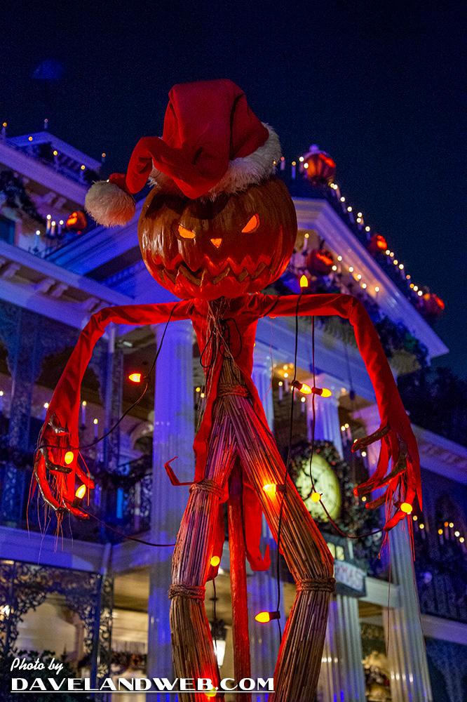 davelandblog mickeys halloween party haunted mansion