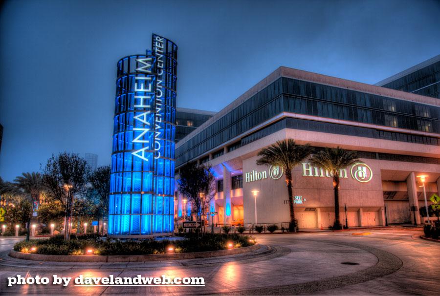Hotel near Disneyland - Hilton Anaheim - Amenities & Services