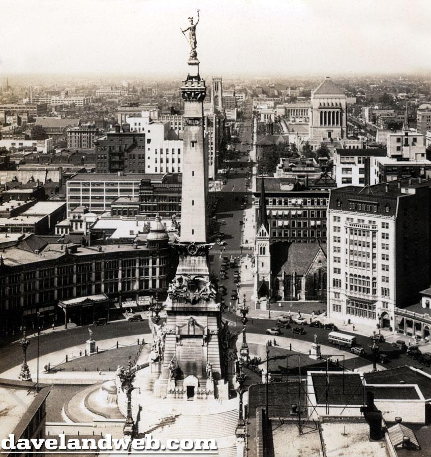 Davelandblog: Back Home Again In Indiana: Indianapolis