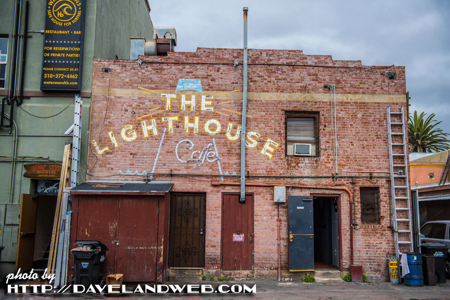 La La Land Light House Cafe