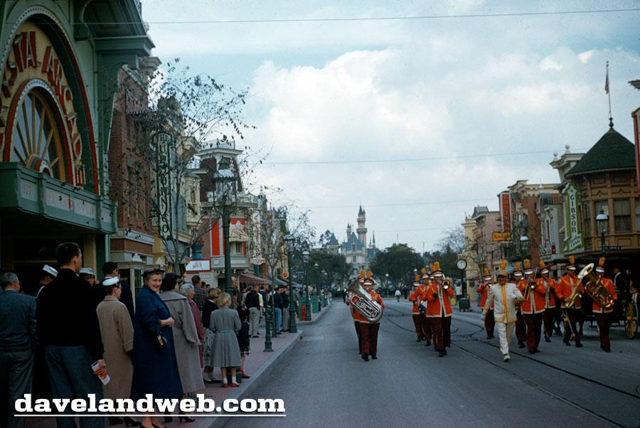 Disneyland, U.S.A. (1956)