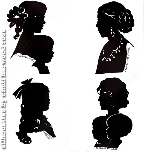 Davelandblog Silhouettes By Cindi