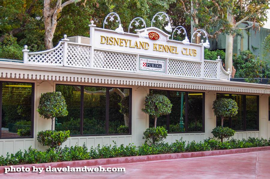 Disneyland Kennel Club