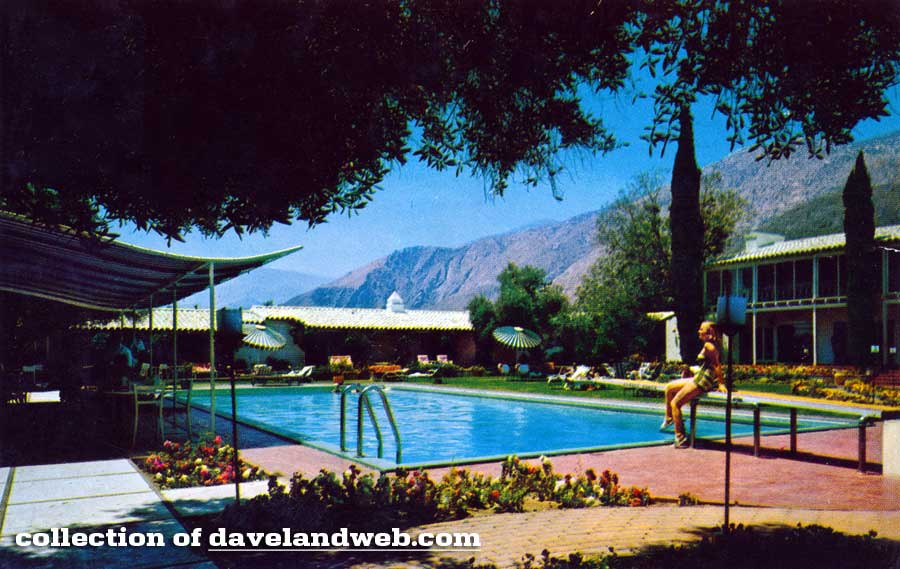 Hollywood Style In Palm Springs At The Colony Palms Hotel