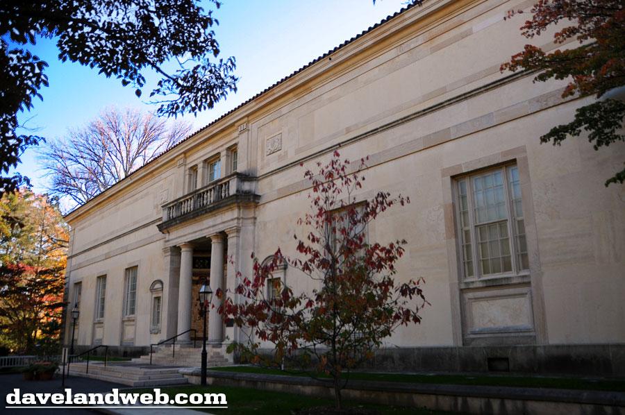 Davelandblog Traveling Thursdays The Barnes Foundation
