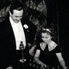 Walt Disney and Shirley Temple at the Academy Awards, 1938