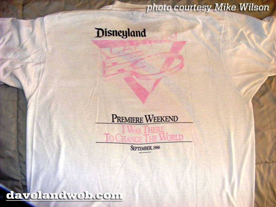 79d532403a2 Daveland Disneyland Captain EO Photo Page