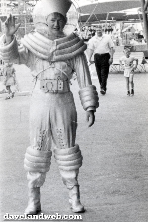 50s space suits - photo #38